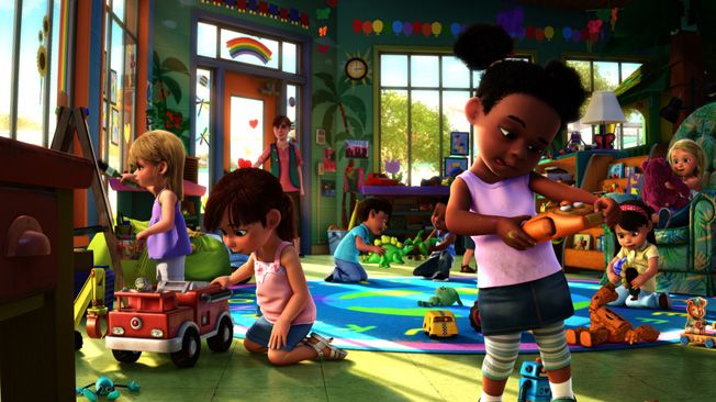 Toy Story 3 Sunnyside Daycare : Toy story